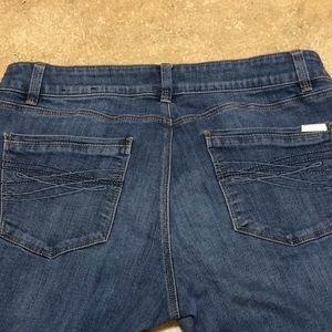White House Black Market Boot Cut Jeans 👖